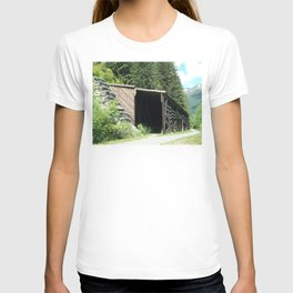 Snow Shed T-shirt