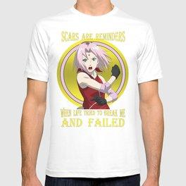 Sakura Scars T-shirt