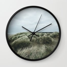 the dunes Wall Clock