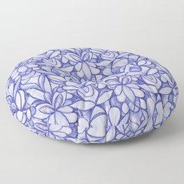 Ballpoint Pattern Floor Pillow