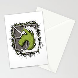 The Military Police Stationery Cards