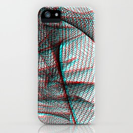 Asymmetriphobia iPhone Case
