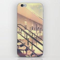 Hotel Polaroid iPhone Skin