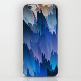 Dendritic iPhone Skin
