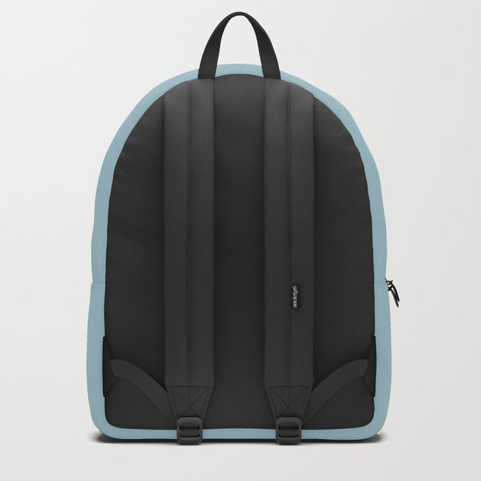 Tropical Waters Blue Backpack