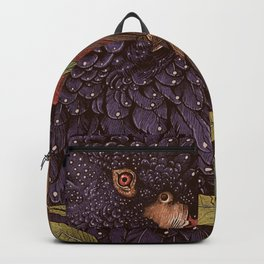 Black Cockatoo Backpack