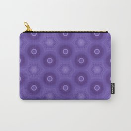 Fractal Cogs n Wheels in DPA02 Carry-All Pouch