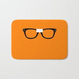 Alex Vause Glasses OITNB Bath Mat
