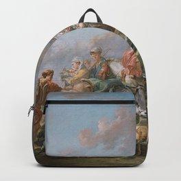François Boucher - Return from Market Backpack