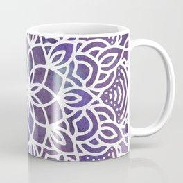 Ultraviolet Mandala #buyart #ultraviolet #mandala #society6 Coffee Mug