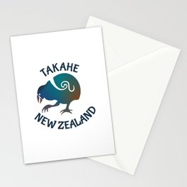 TAKAHE New Zealand Native bird Stationery Cards
