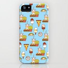 Happy Snacks iPhone Case