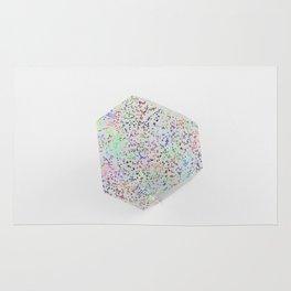 Glittered Rug