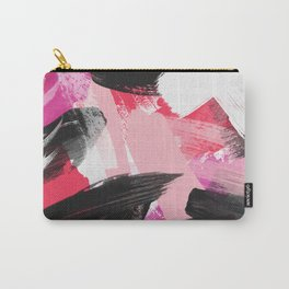 Mara Abstract Carry-All Pouch