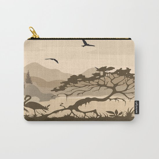 My Nature Collection No. 56 Carry-All Pouch