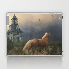 Across the sands Laptop & iPad Skin