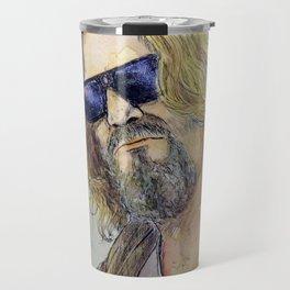 The Dude Travel Mug