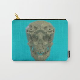 Skull Coral Reef Carry-All Pouch