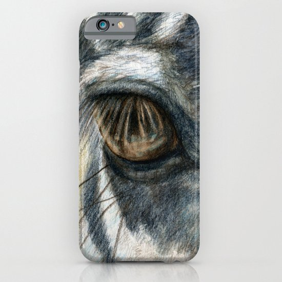 Zebra 808 iPhone & iPod Case
