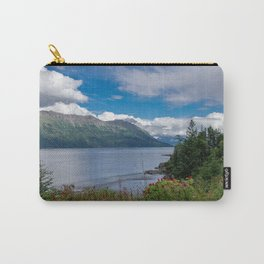 On The Road To Hope, Alaska Carry-All Pouch