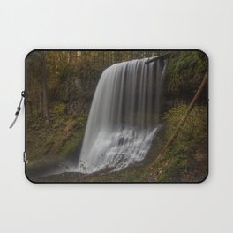 Middle North Falls in Fall Laptop Sleeve
