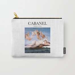 Cabanel - The Birth of Venus Carry-All Pouch