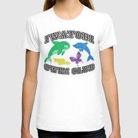 iwatobi T-shirts featuring Iwatobi Swim Club by drawn4fans