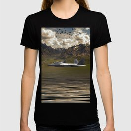 Jet Over Water T-shirt