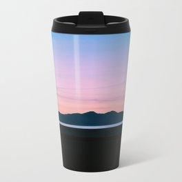 Mountain Salt Metal Travel Mug