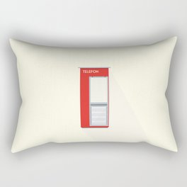 TELEFON Rectangular Pillow