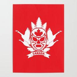 Luchanada Crest Poster