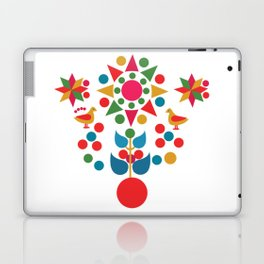 Sun, star and birds Laptop & iPad Skin