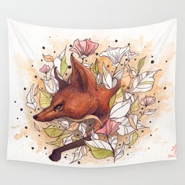Portal to nature pt1 Wall Tapestry
