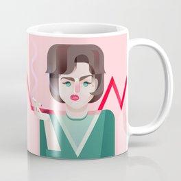 Audrey Horne | Twin Peaks Coffee Mug