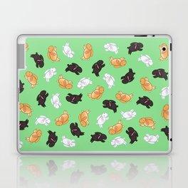 Bunnies! Laptop & iPad Skin