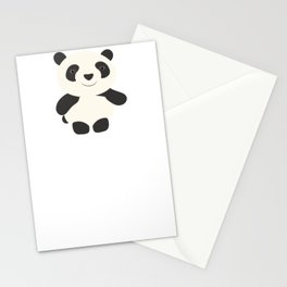 Just a Girl Who Loves Pandas Stationery Cards