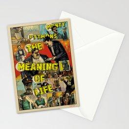 Monty Pythons Stationery Cards
