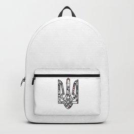 Ukrainian symbol Backpack
