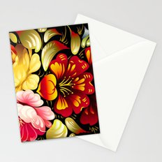 Art of Flowers Stationery Cards