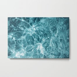 Sea Dream #1 #water #decor #art #society6 Metal Print