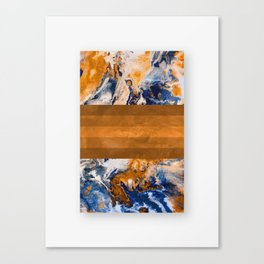 Lucent Forms: Todoroki Canvas Print