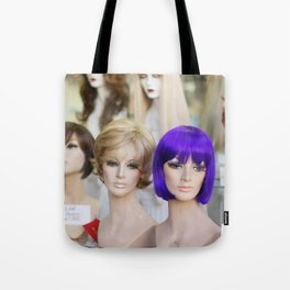 One of These Things is Not Like the Others Tote Bag