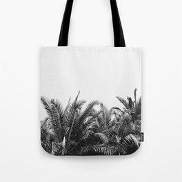 Palm Breeze Tote Bag