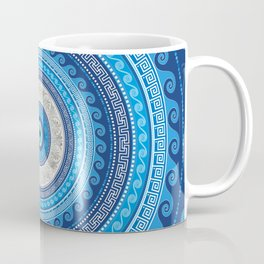 Greek Mati Mataki - Matiasma Evil Eye ornament #2 Coffee Mug