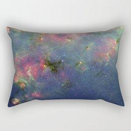 Solar System and Beyond: Nebula Rectangular Pillow
