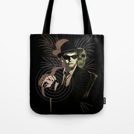 G-Man on Holiday Tote Bag
