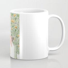 Reaches for Peaches Coffee Mug