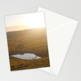 Mountain Ranges Stationery Cards
