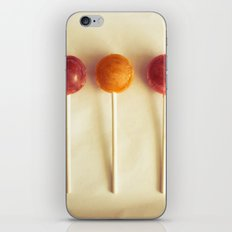 Lollypops iPhone & iPod Skin
