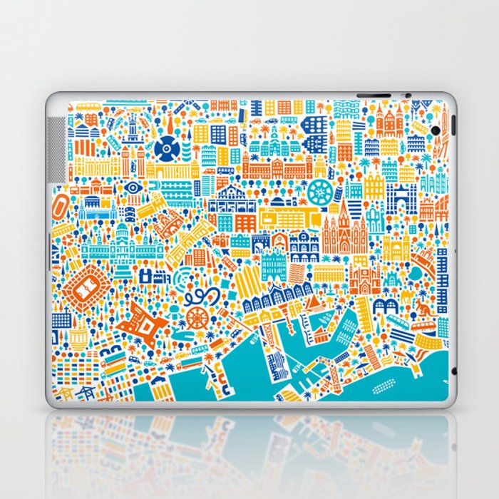 City Map Of Barcelona on